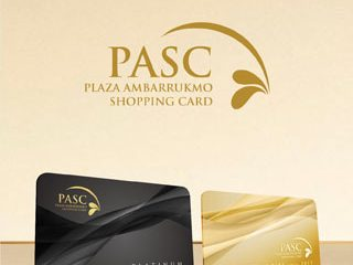 PLAZA AMBARRUKMO SHOPPING CARD