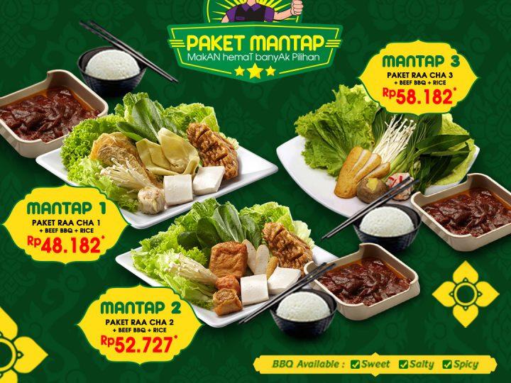 Paket Mantap Raa Cha