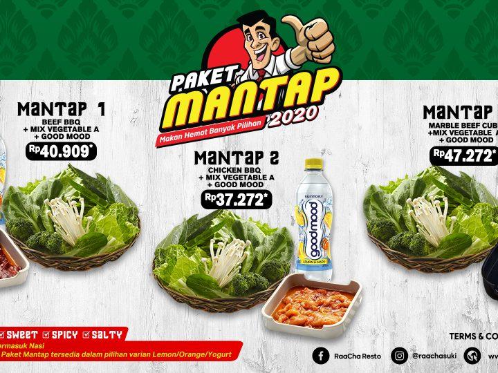PAKET MANTAP 2020